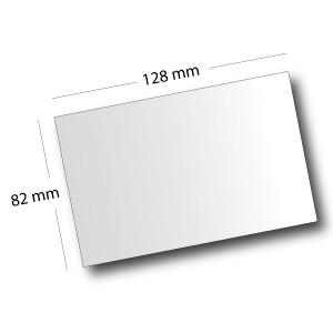 Cartes de visite simple (8,2x12,8cm)