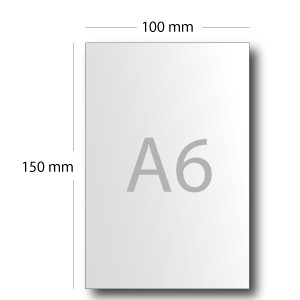 Cartes A6 (10x15cm)