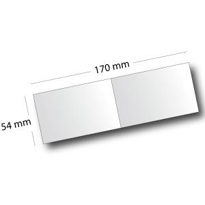 Calendriers De Poche Double 17x54cm
